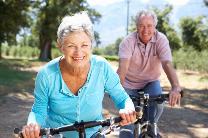 Тренировки для пожилых фото