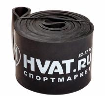 Черная резиновая петля HVAT (32-77 кг)