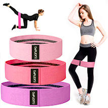 Набор Hip Bands GoFLEX Pink